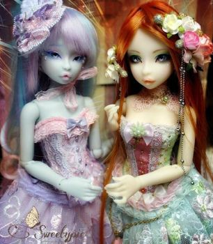 Nobledoll Raspberry`s by Atelier-Cynamon