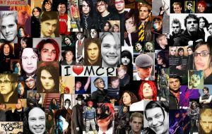My Chemical Romance Collage by shannybabe123
