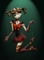 Sailor Voodoo doll by Asderuki
