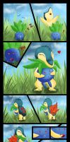 Cyndaquil's rejection by SkittleLittle