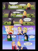 Jamie Jupiter Season1 Episode1 Page 9 by KarToon12