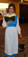 Cosplay Check:  Belle by Rhythm-Wily