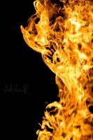 Set fire by ad-shor