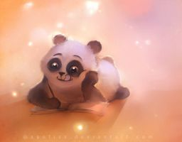 panda book by Apofiss