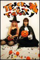 Vocaloid Trick or Treat by ImMuze