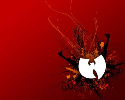 Wu-Tang Tribute Wallpaper by Adept-