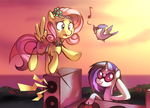 Sound Check by Karzahnii