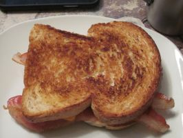 Bacon Grill Cheese by tay-bear