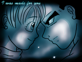 I was made for you by Dbzbabe