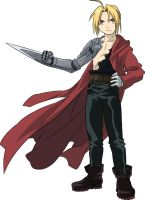 Edward elric by GDMonster