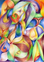 Psychedelic by sombrefeline