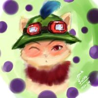 LoL Teemo by l0lStephxl0l