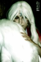 Demon Eyes and Fluffy Tails by The-Winter-Cosplayer