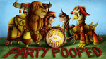 After the Fact - Party Pooped, Title Card by jamescorck