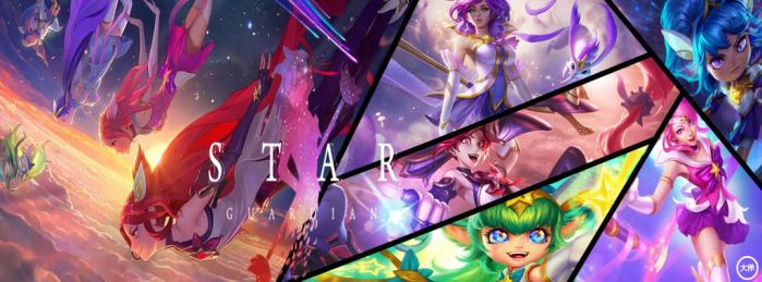 Star Guardians!!! by Miles117