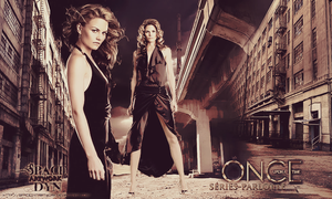 Jennifer Morrison Once Upon A Time by Dyn by SpaceDynArtwork