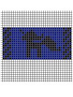 Princess Luna Woven Bracelet Pattern by Oceanblue-Art