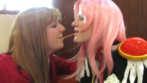 POCKY - live action by Lady-Liara