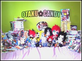 OTAKU CANDY by GaarasBabe