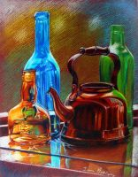 Colors Collection - Still Life I by TERRIBLEart