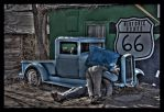 I Get My Kicks on Route 66 by ernieleo