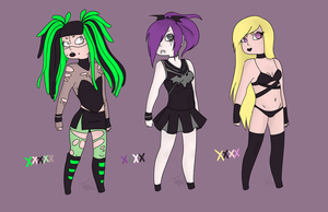 Themed Adopts - Dance [CLOSED] by Toppolain