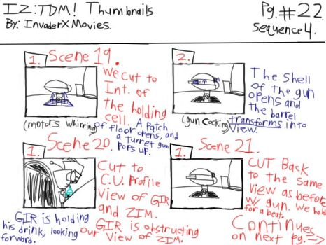 IZ:TDM! Thumbnails 04-22 (part 3) by InvaderXMovies