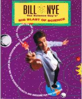 Bill Nye Book by Rubber-Band-Of-Doom