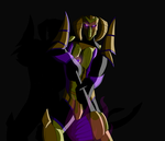 Makuta, Master of the Shadows by Bobbricks123