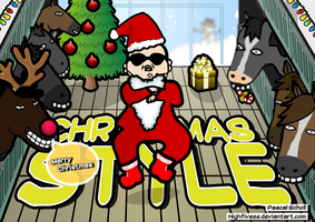 Oppa Christmas Style! by HighFiveee