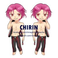 Chibi Example 5 by China-Girl-Doll