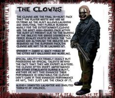 The Clowns by Kidd-The-Flounder