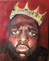 Biggie by cleverquandary