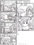 Comic 28 LIFE FAKER by sseanboy23