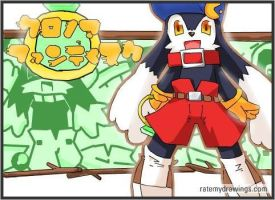 Klonoa RMD drawing by MayomiCCz
