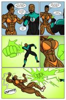 Comic page commission 38 by Ritualist