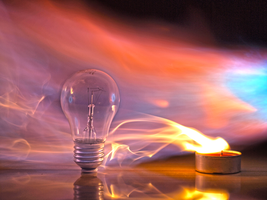 Fire bulb 2 by FrantisekSpurny
