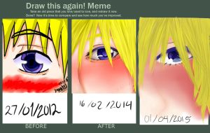 .::Draw This Again.- Ventus eyes love::.. by ReveVen