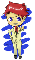 incompetent chibi. by Abi-Beatrice