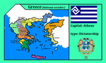 golden Dawn's Greece (mapping) by DimLordofFox