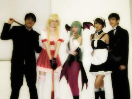 School boys,Bad Girls, Succubi, Maids and Butlers by Mana93