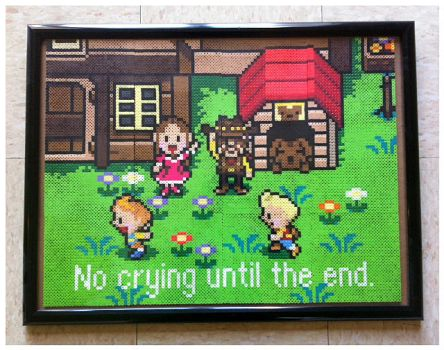 Mother 3 Family Photo by Night-TAG