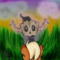 A wild phantump appears by HelloSunniLove