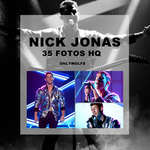 Nick Jonas [Photopack #001] by OnlyWolfs