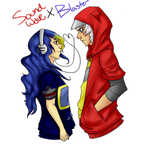 Soundwave and Blaster by Graceafur