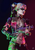 Harley Quinn by yesdanel