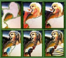 Niall Watercolor Steps by LieutenantDeath