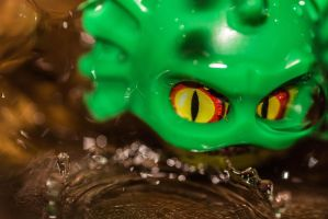 Creature from the black lagoon by ColorSlow