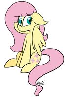Fluttershy by BefishProductions