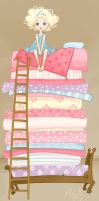 Princess and the Pea by Hanasu